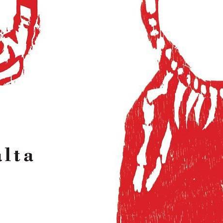 Gravura do livro 'Animais', de Arnaldo Antunes e Zaba Moreau, com ilustrações do Xiloecasa - Foto Divulgação