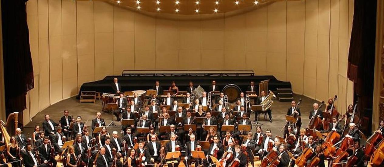 Orquestra Sinfônica Brasileira Foto Divulgação
