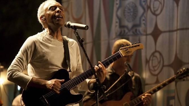 Cena do DVD 'Fé na festa', de Gilberto GilDivulgação