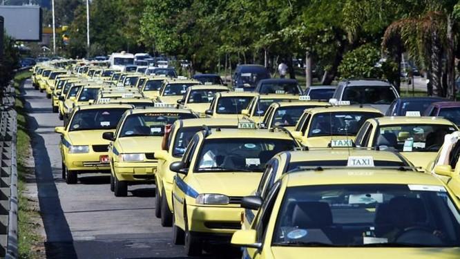 Plano taxi