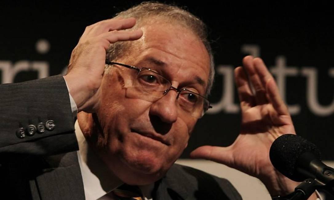 O ex-ministro Franklin Martins Foto: Michel Filho / Agência O Globo