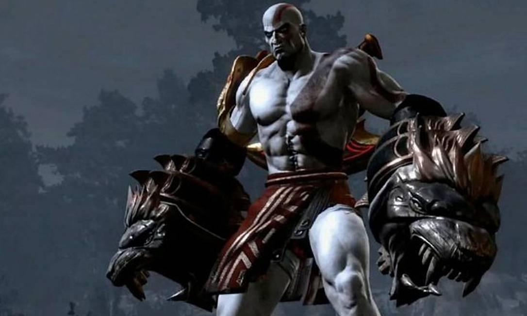 Jogo God of War