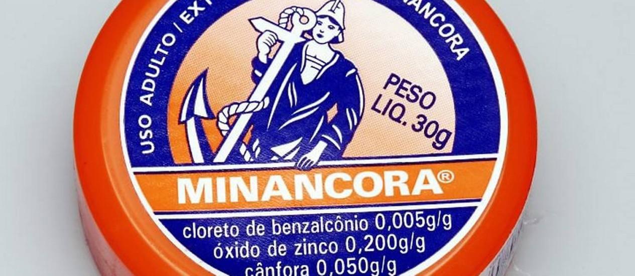Pomada Minancora. Foto de Gabriel de Paiva