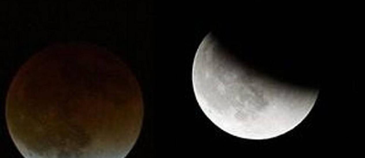 Cientistas tentam descobrir como as diferentes fases da lua interferem no comportamento humano e dos animais Foto: Divulgação