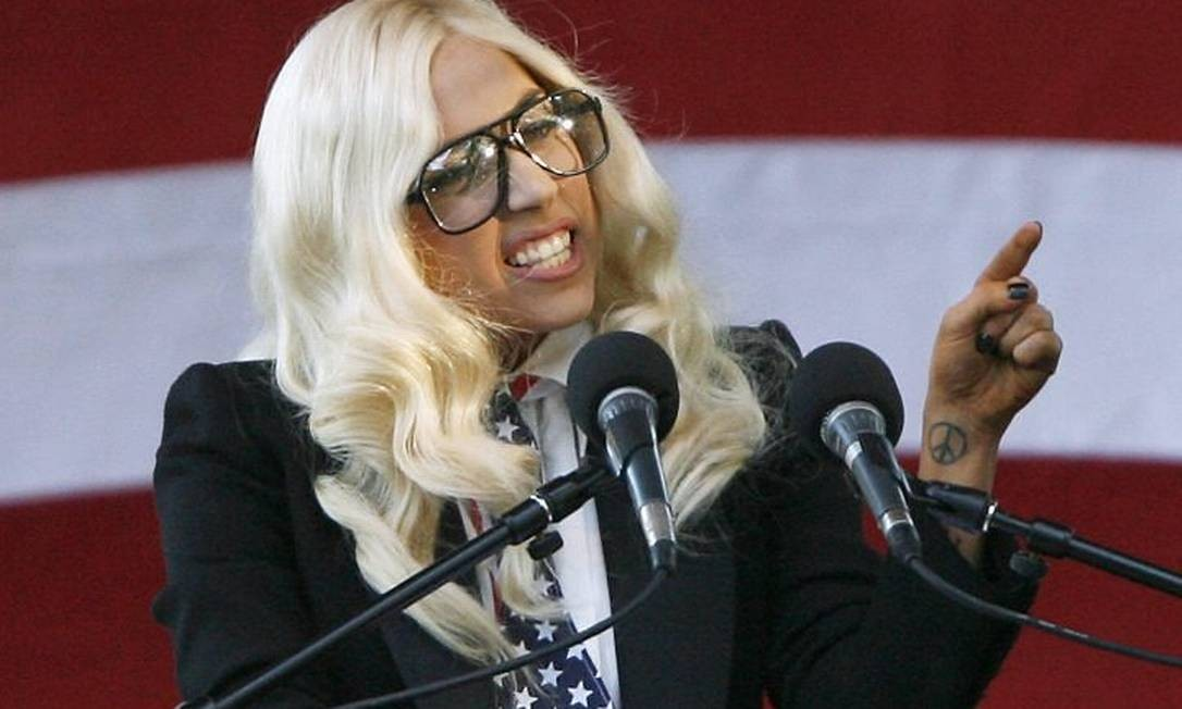 Lady Gaga Foto Reuters