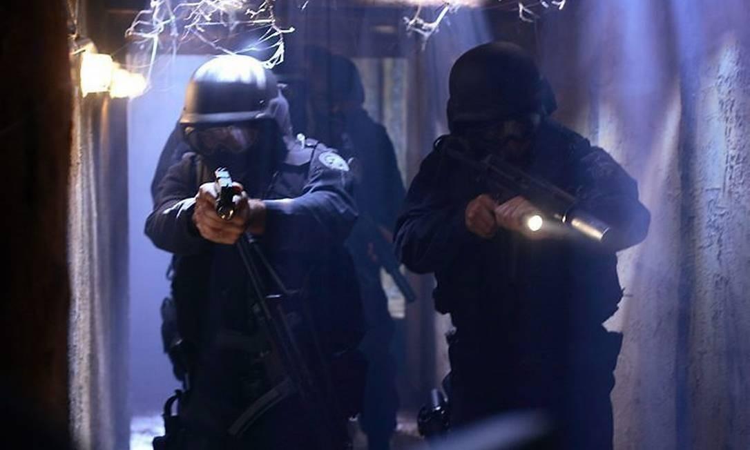 Cena de 'Federal', que chega neste fim de semana aos cinemas Divulgação