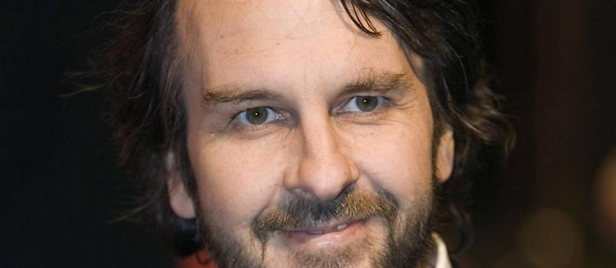 O diretor Peter Jackson Foto: Reuters