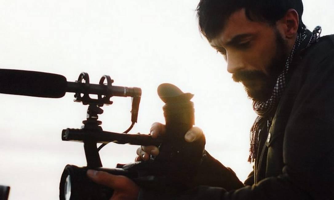 O diretor de clipes francês Vincent Moon