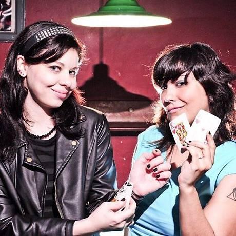 Grazziela Ximenes e Ivy Nascimento - produtoras de festas. Foto Party Busters Divulgação
