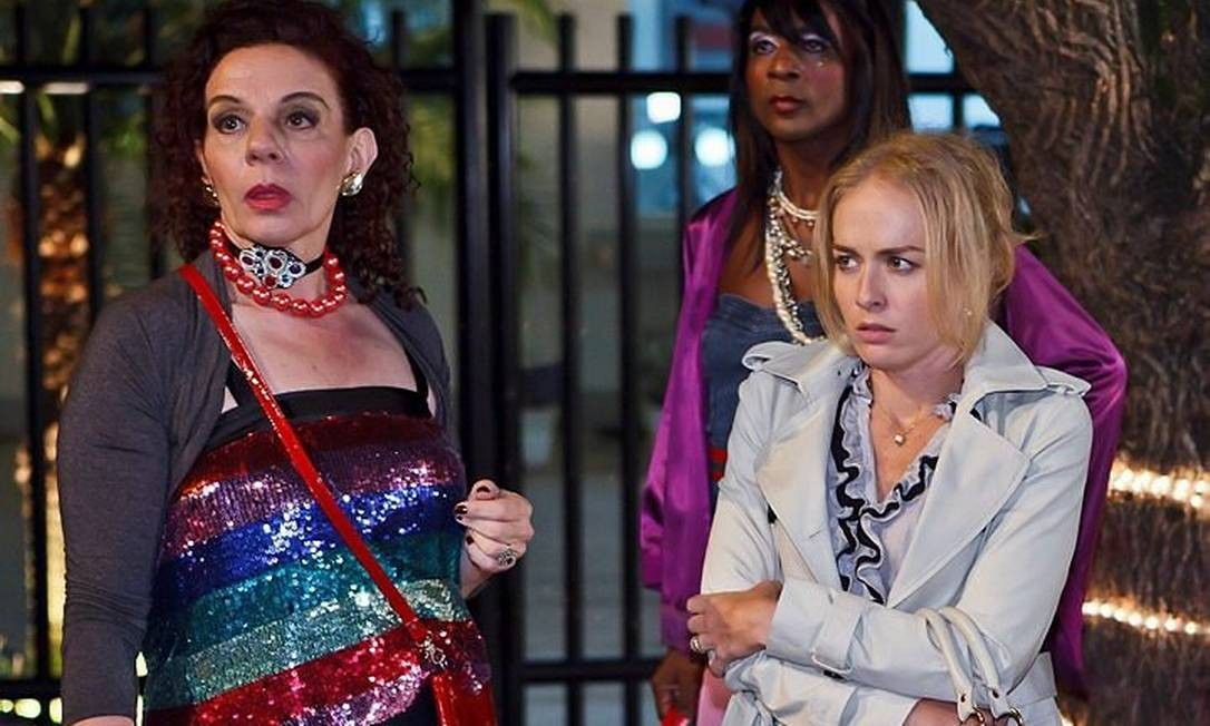 Rosi Campos é uma prostituta no episódio 'A traída da Barra', protagonizado por Angélica