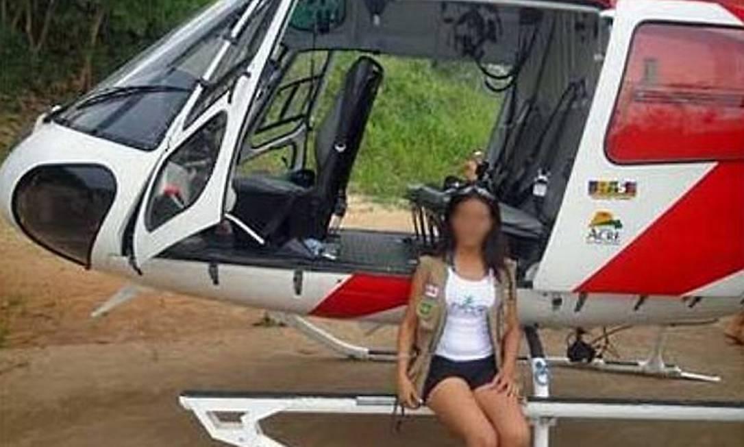 Foto Reprodução Globo Amazônia