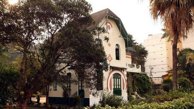 Casa de Galdino do Vale Filho. Foto: Gustavo Stephan - O Globo