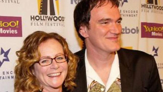 Montadora dos filmes de Quentin Tarantino, Sally Menkes foi encontrada morta nesta terça-feira em Los Angeles Reprodução