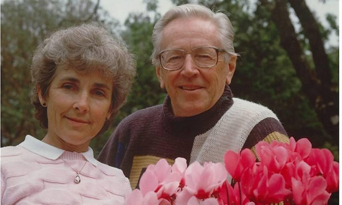Jean e Schulz: 27 anos juntos Foto: Giovanni Trim-