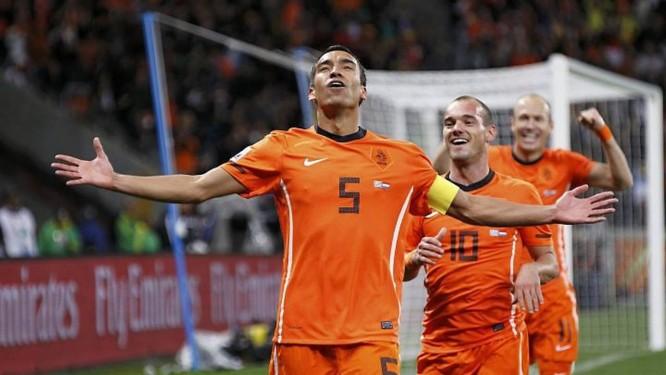 Holanda chega a terceira final de Copa - Foto: Reuters