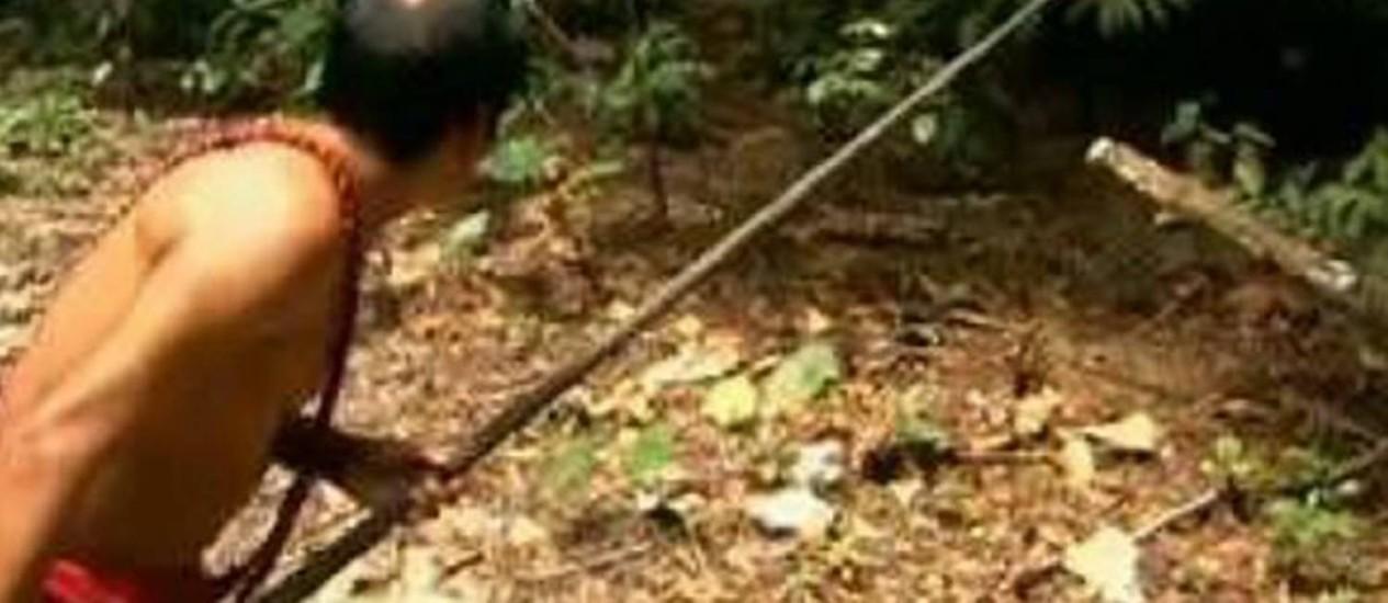 Reprodução de imagem Globo Amazonia