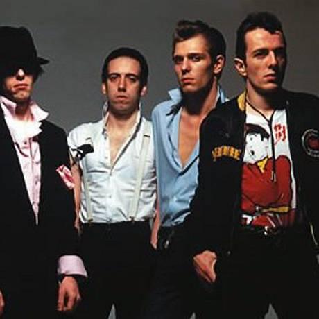 'London calling', do The Clash, ganha exposição em Londres Reprodução