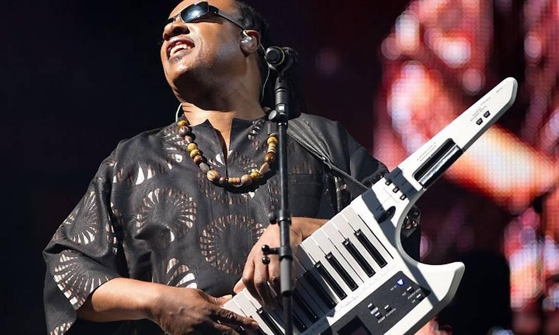 Stevie Wonder - AFP