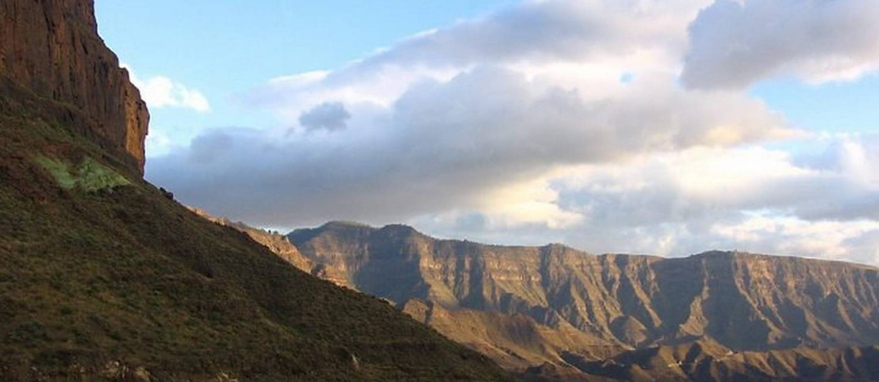 Gran Canaria: no arquipélago prevalece a paisagem vulcânica Foto: Priscila Guilayn