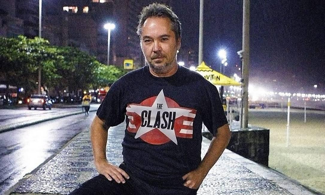 Mauricio Valladares, DJ - Foto Leonardo Aversa Agencia O Globo