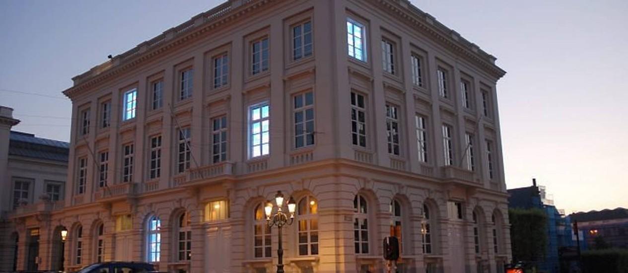 Museu Magritte em Bruxelas Foto de divulgação