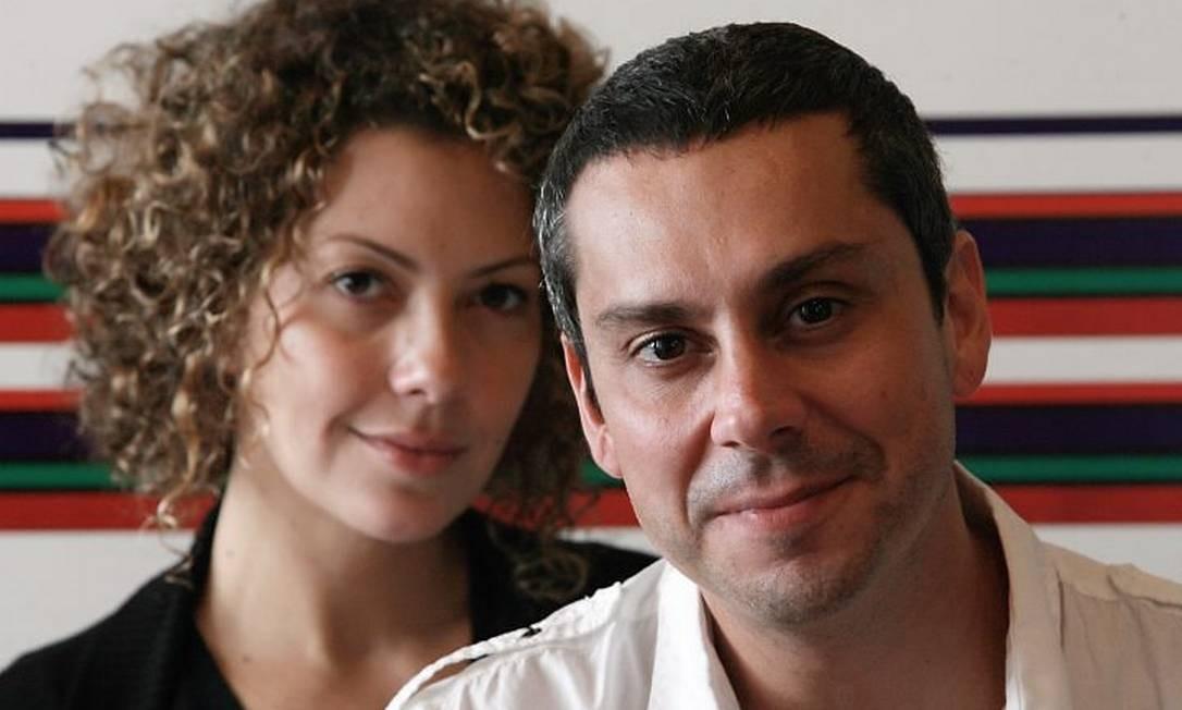 Alexandre Nero e Fabiula NascimentoFoto de Ana Branco