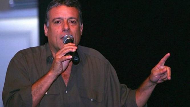 O diretor Fábio Barreto - André Coelho Arquivo