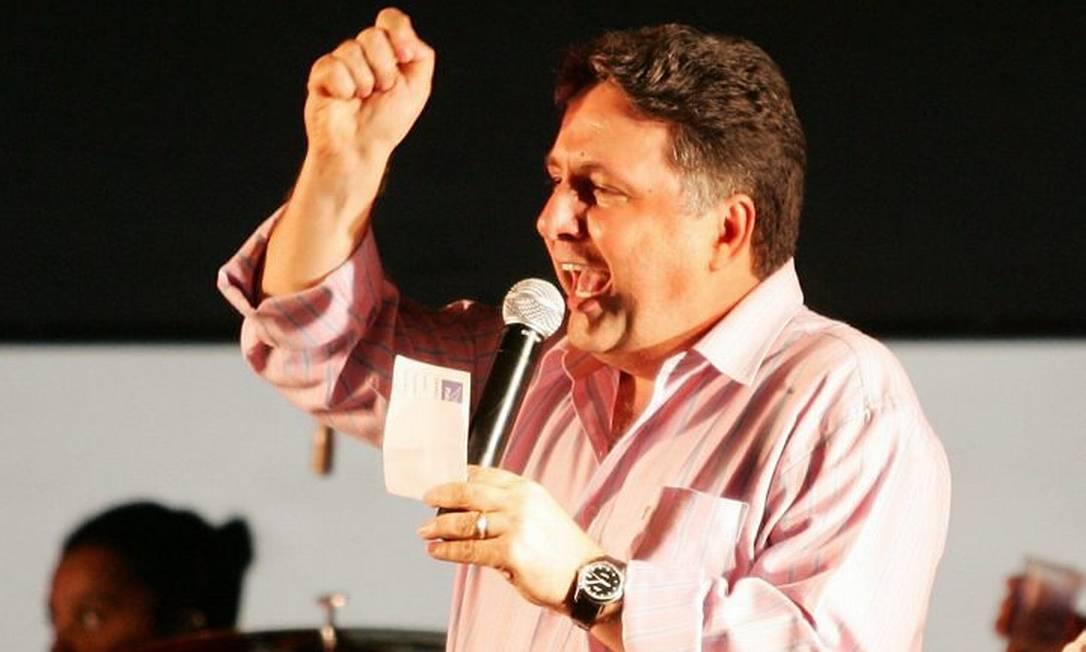 Anthony Garotinho, pré-candidato ao governo do Rio, participa de debates e show gospel - Marcelo Piu