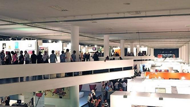 Feira SP Arte de 2009 - Foto Juan Guerra