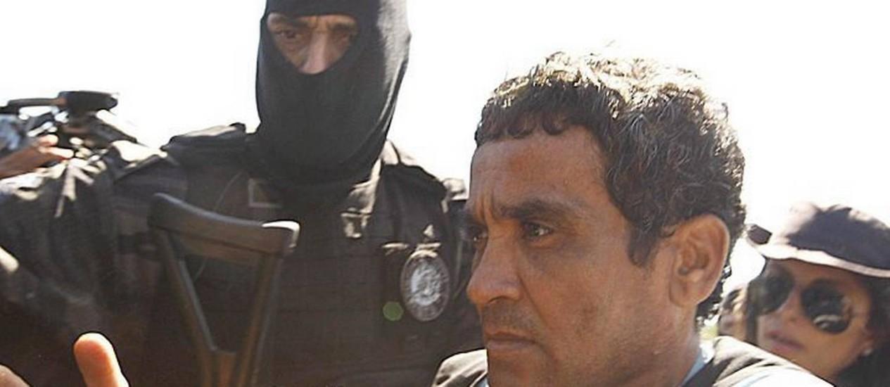 Admar indicou o local dos corpos e demonstrou friezaCristiano Borges O Popular Ag. O Globo