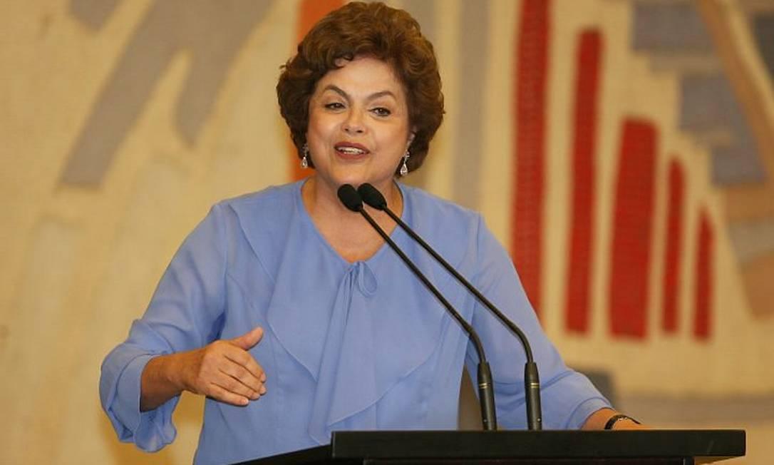 Dilma Rousseff, candidata do PT à Presidência da República - Foto de Roberto Stuckert Filho