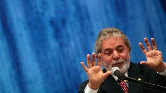 Lula discursa durante o lançamento do PAC-2 - Foto: AP