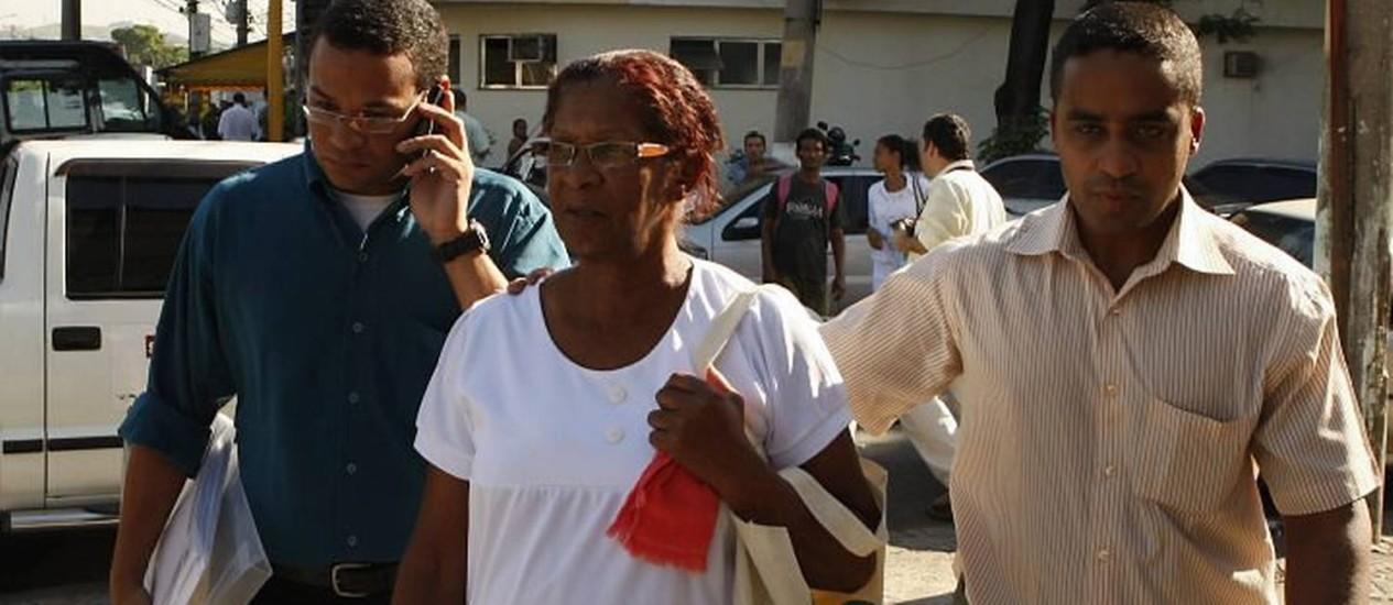 Depoimentos Para Mãe: Mãe De Traficante Presta Depoimento Para Esclarecer Compra