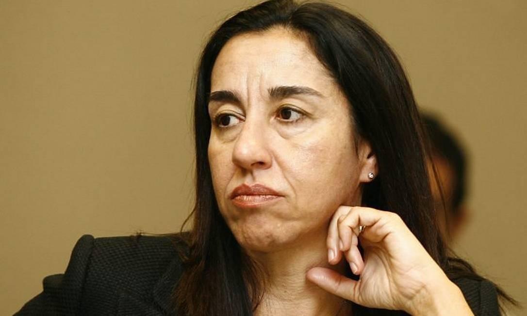 A presidente da ANJ, Maria Judith Brito, chamou o Programa Nacional de Direitos Humanos de excrescência - Crédito: Eliária Andrade O Globo