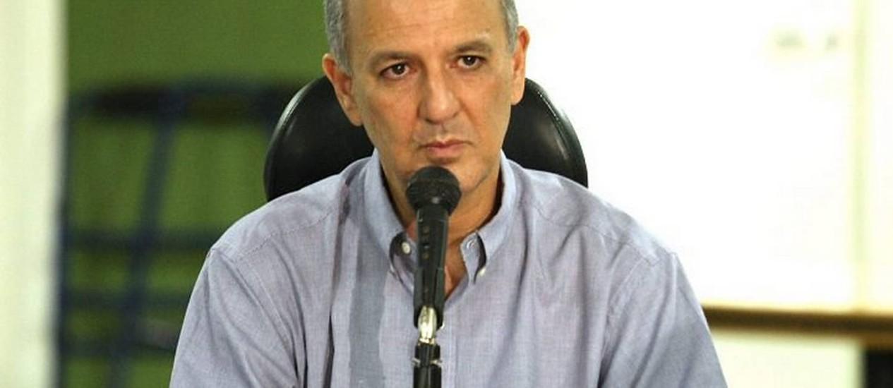 O governador afastado do DF, José Roberto Arruda. Foto: Aílton de FreitasO Globo em 14122009