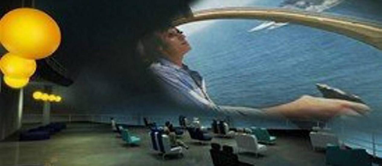 A mostra sobre Roberto Carlos está na Oca desde esta quinta-feiraFoto: Divulgação