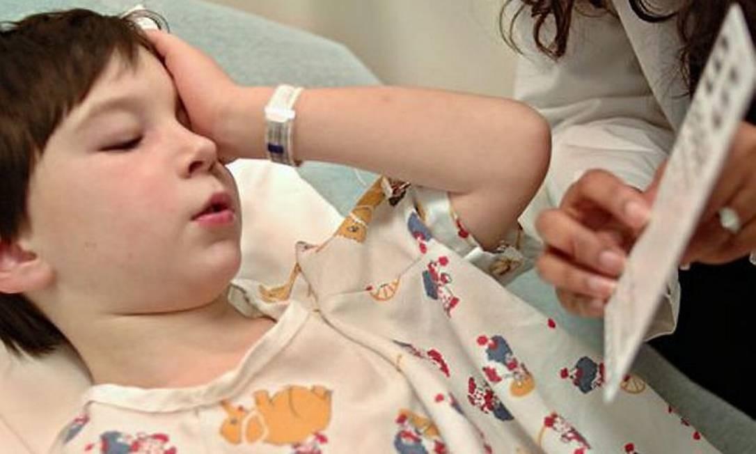 bb0c7204b Médicos ensinam a reconhecer problemas de visão na infância - Jornal ...