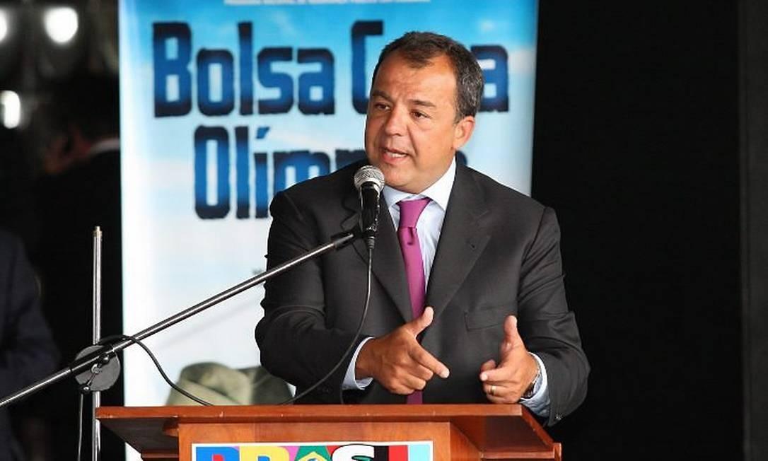O governador Sérgio Cabral não quis comentar o encontro de Dilma com Garotinho - Roberto Stuckert Filho