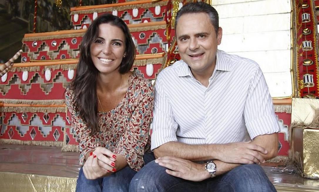 Glenda e Luis Roberto