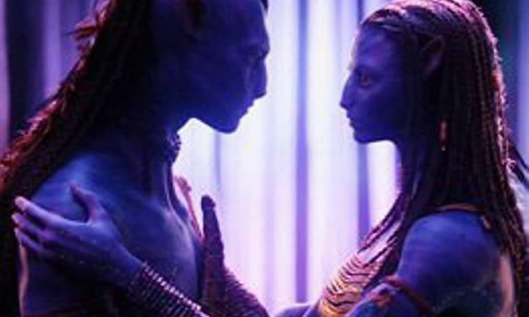Cena do filme 'Avatar', de James Cameron Divulgação