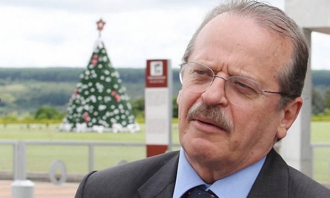 O ministro da Justiça, Tarso Genro - Roberto Stuckert Filho