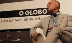 John Malkovich no Encontros O Globo Marcelo Carnaval