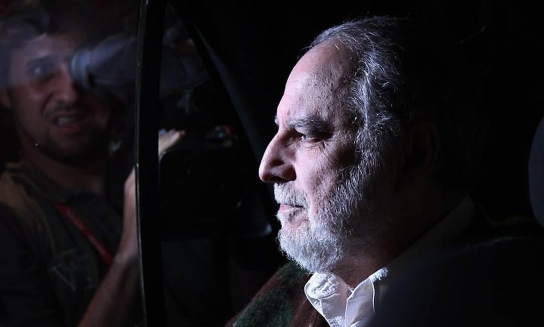 Pimenta Neves poderá ficar apenas 1 ano e 11 meses em regime fechado - Foto Michel FilhoO Globo Foto: reprodução