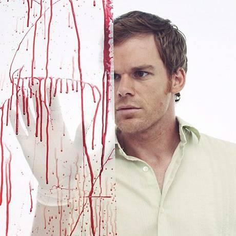 Michale C. Hall, estrela da série 'Dexter' Divulgação