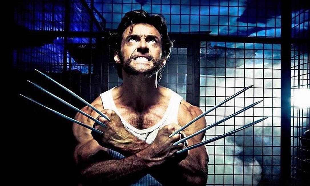 Cena do filme 'X-Men Origens: Wolverine, do catálogo da Marvel