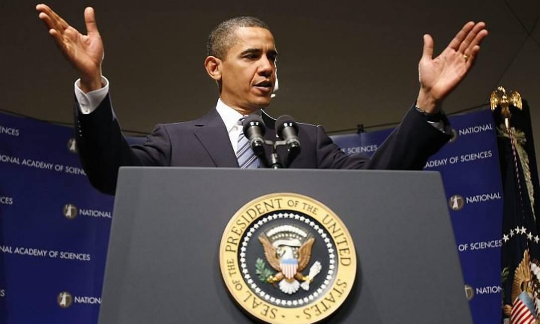 Gripe suína: o presidente Barack Obama diz que não há motivo para 'alarme' nos EUA Reuters