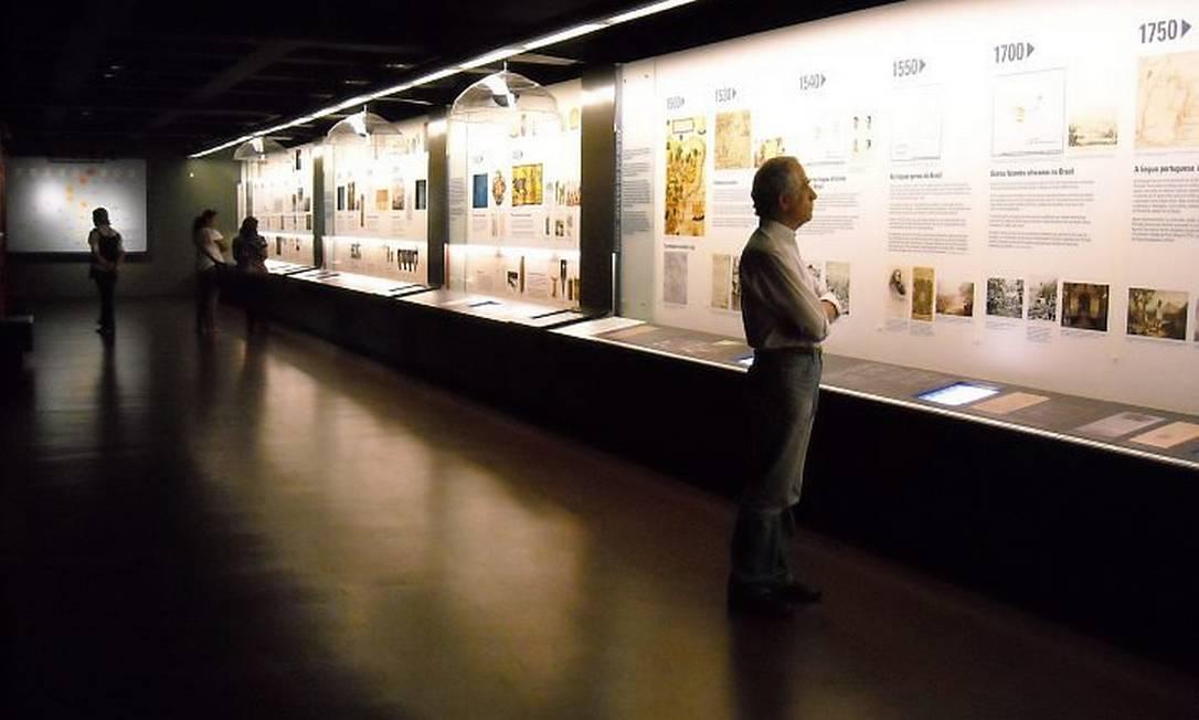 Museu da Língua Portuguesafoto de Ana Lúcia Borges