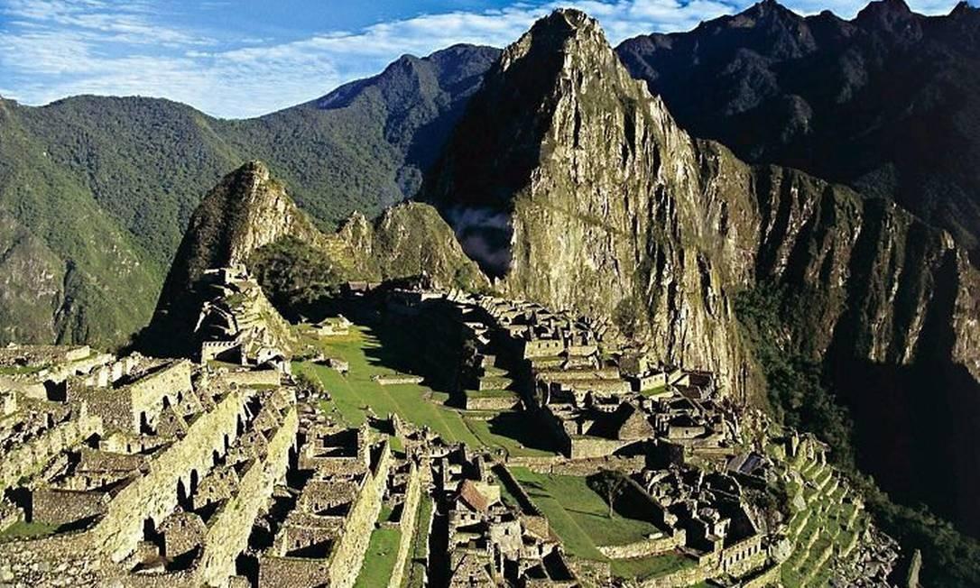 Machu Picchu EFE