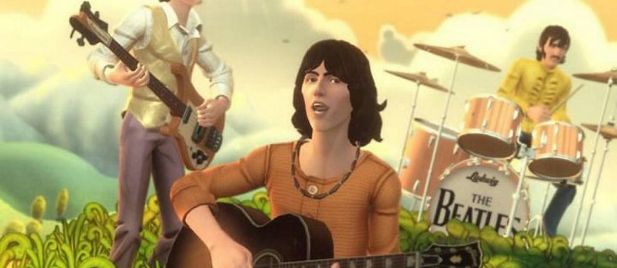 'Beatles Rock Band' Reprodução