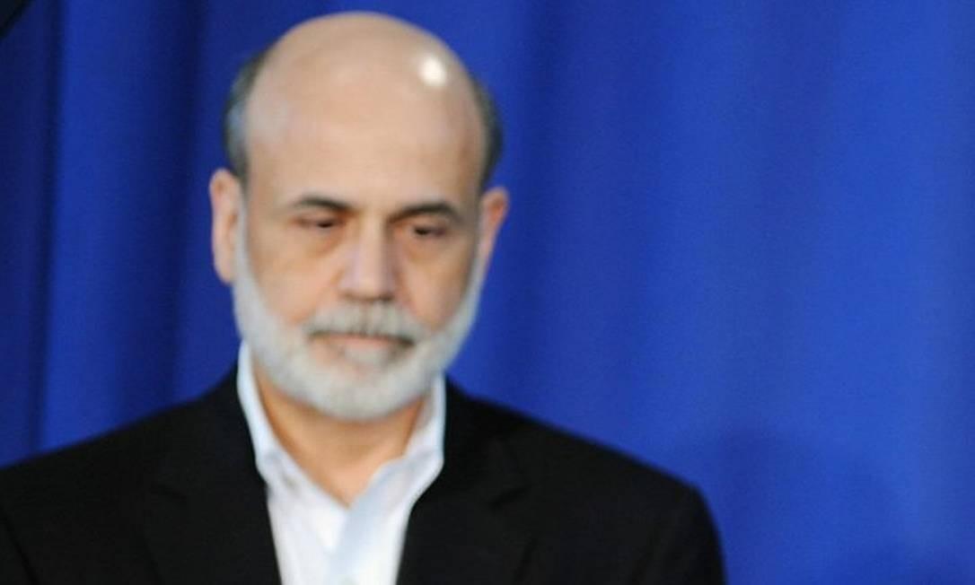 O presidente do BC americano, Ben Bernanke, foi vítima de um golpe de roubo de identidade